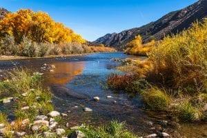 Rio Grande in New Mexico