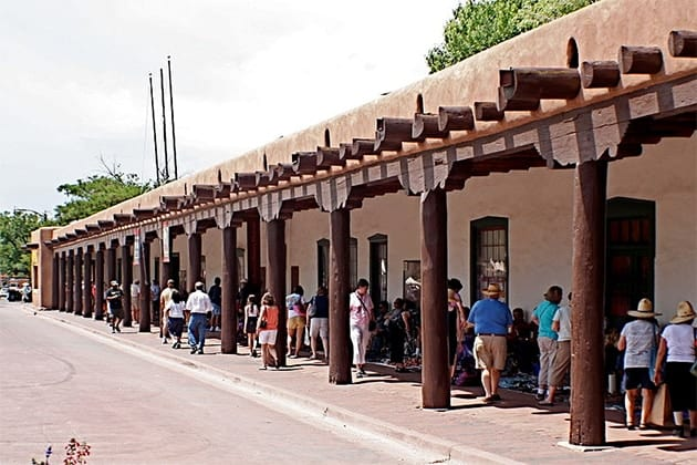 Palace of the Governors Santa Fe
