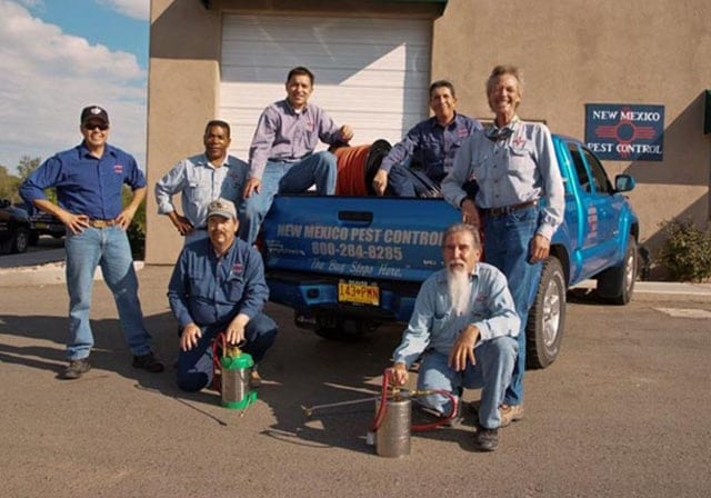new mexico pest control Santa Fe New Mexico