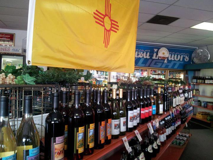 rodeo plaza liquors Santa Fe New Mexico