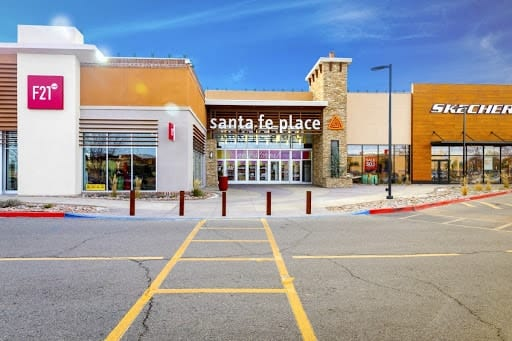 Santa Fe Place Mall Santa Fe New Mexico