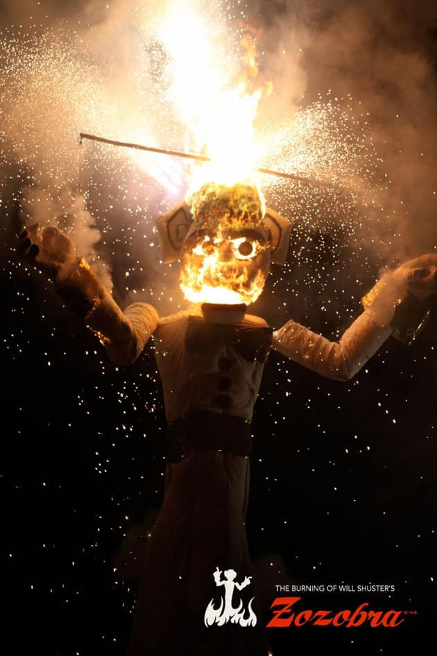 Zozobra Santa Fe New Mexico